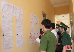 Đồn Biên phòng Yên Khương chủ động phòng, chống dịch, tích cực chuẩn bị công tác bầu cử