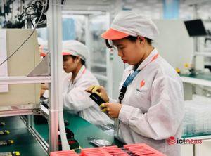 Việt Nam sản xuất 76,9 triệu điện thoại di động trong 4 tháng đầu năm