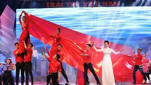Cuộc thi sáng tác ca khúc quảng bá vẻ đẹp Việt Nam
