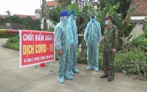 Lực lượng vũ trang Hà Nam xung kích trên tuyến đầu chống dịch Covid-19