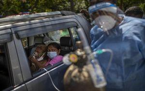 Ấn Độ lần đầu ghi nhận hơn 4.000 ca tử vong do Covid-19 trong một ngày