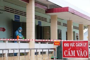 Yên Bái: 330 người đi/đến Bệnh viện K cơ sở 3 Tân Triều