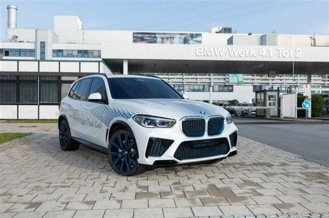 BMW X5 chạy bằng khí hydro sẽ được ra mắt vào năm 2022