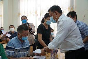 Vụ cháy khiến 8 người tử vong ở TP.HCM: Hỗ trợ gia đình các nạn nhân