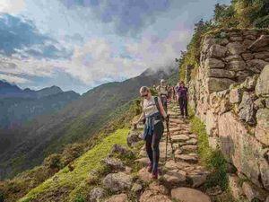 Những con đường đi bộ đẳng cấp thế giới