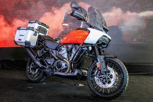 Harley-Davidson Pan America 1250 giá từ 829 triệu đồng tại Việt Nam