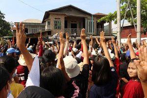 Myanmar cáo buộc lực lượng phản đối là 'khủng bố'