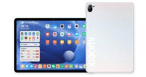 Xiaomi Mi Pad 5 lộ diện đi kèm pin 8.520 mAh