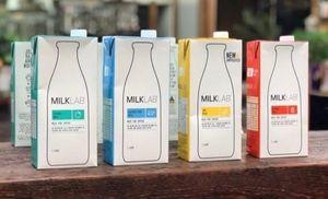 Áp dụng kiểm tra thông thường với sữa hạnh nhân Milk Lab 1l nhập khẩu từ Úc