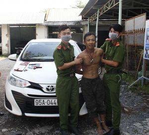 Hậu Giang chỉ đạo lực lượng bắt nhanh đối tượng cướp xe ô tô