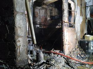 Cảnh sát xem xét dấu hiệu tội phạm trong vụ cháy nhà làm 8 người chết