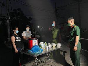 Hà Nội: Đời sống người dân tại khu vực cách ly ở xã Tô Hiệu, huyện Thường Tín được đảm bảo ổn định