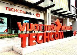 Techcombank trở thành ngân hàng có vốn hóa lớn thứ 2 trên sàn chứng khoán