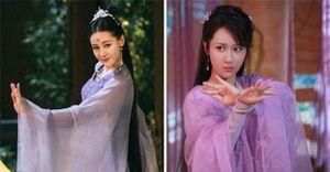 Mỹ nhân cổ trang Hoa ngữ mặc váy tím: Dương Tử tiên khí, Địch Lệ Nhiệt Ba gây tiếc nuối