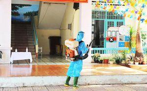 144 người tại khu vực phong tỏa ở Đắk Lắk âm tính lần 1 với SAR-CoV-2
