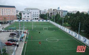 TP Thanh Hóa tạm dừng các hoạt động thể dục, thể thao ngoài trời, các điểm vui chơi giải trí từ 18 giờ ngày 10-5