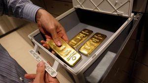 Giá vàng, USD tự do đồng loạt tăng sáng đầu tuần