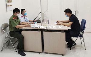 Xử phạt 12,5 triệu đồng đối tượng tung tin sai sự thật về 'phong tỏa' Hà Nội