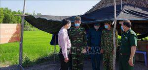 Bộ đội Biên phòng Việt Nam trấn áp hoạt động buôn bán người xuyên biên giới