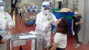 BTV Tỉnh ủy Bắc Giang chỉ thị: Đẩy mạnh các biện pháp cấp bách phòng, chống dịch Covid-19