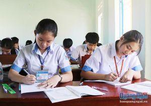 Chủ động ôn thi tốt nghiệp trung học phổ thông