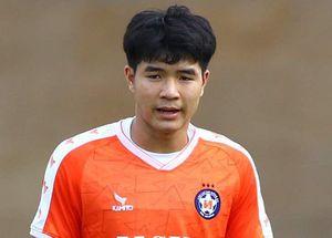 Hà Đức Chinh cân nhắc rời CLB Đà Nẵng