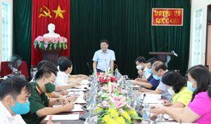 Huyện Quốc Oai tăng cường xây dựng tổ chức cơ sở Đảng trong sạch, vững mạnh