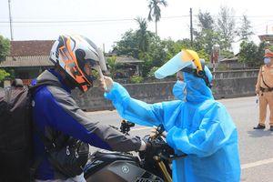 Quảng Trị tạm dừng vận tải khách đi/đến Đà Nẵng và một số tỉnh lân cận
