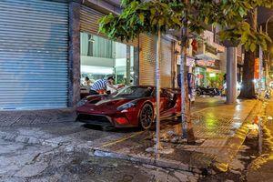 Ford GT siêu đắt, siêu hiếm đầu tiên về đến Việt Nam