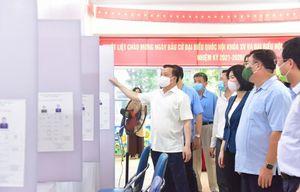 Hà Nội: Sẵn sàng các kịch bản tổ chức bầu cử thành công, an toàn tuyệt đối