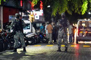 Điện thăm hỏi về vụ đánh bom tại Thủ đô Male (Maldives)