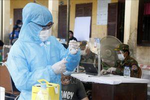 Trao tặng 500 triệu đồng hỗ trợ nhân dân Campuchia phòng, chống dịch COVID-19