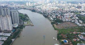 Sông Sài Gòn phải hạn chế giao thông thủy kéo dài