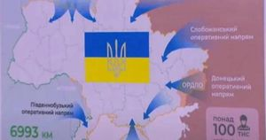 Cục trưởng An ninh Ukraine: Quân đội Nga có thể tấn công Kiev từ 6 hướng