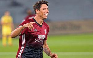 UAE triệu tập 3 cầu thủ gốc Brazil và Argentina đấu Việt Nam