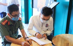 Công an Đà Nẵng bắt Giám đốc cho người nước ngoài nhập cảnh 'đội lốt chuyên gia'