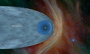 Tàu du hành vũ trụ phát hiện 'tiếng ồn dai dẳng' ngoài hệ Mặt trời