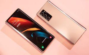 Galaxy Z Fold2 - Siêu smartphone làm nổi bật giá trị vô hình cho người dùng