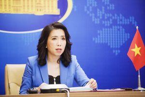 Bộ Ngoại giao nói về thông tin Bộ trưởng Quốc phòng Mỹ thăm VN