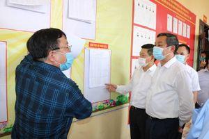 Phó Chủ tịch Thường trực UBND TP Lê Hồng Sơn: Quốc Oai cần lên kịch bản, đảm bảo an toàn tuyệt đối cho ngày bầu cử