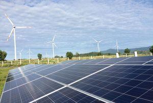 Huy động nguồn năng lượng tái tạo tăng hơn 150%