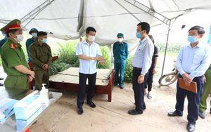 Xét nghiệm SAR-CoV-2 cho hơn 94 nghìn lao động trong các KCN tỉnh Vĩnh Phúc