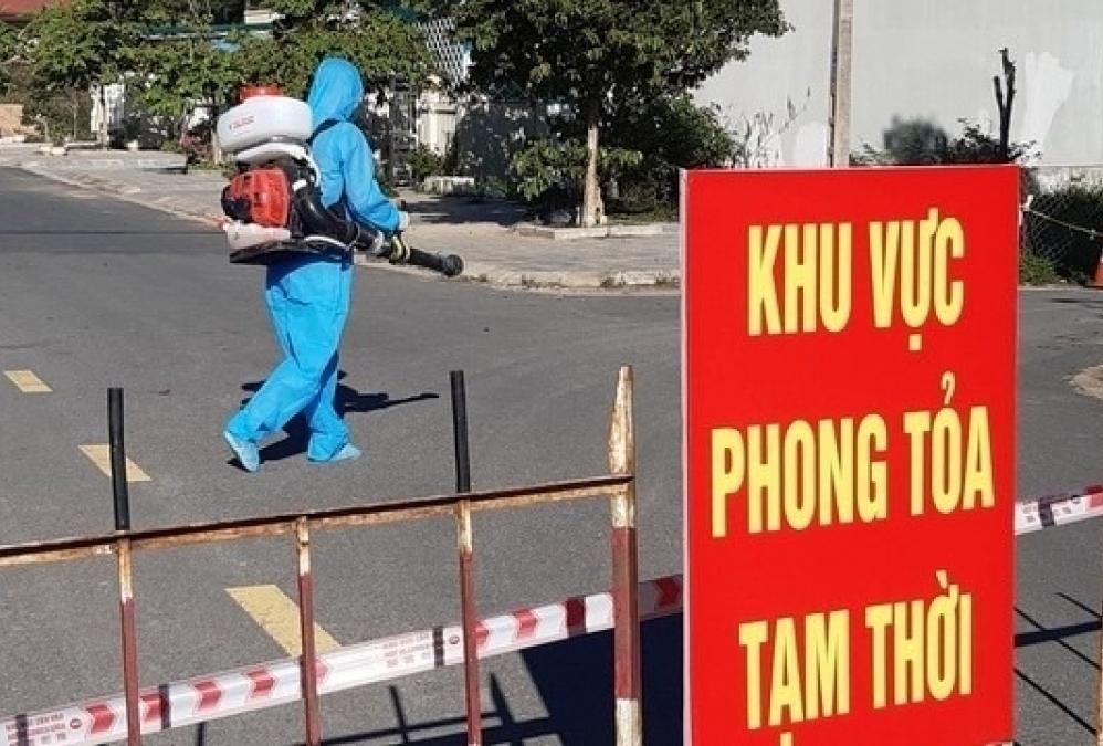 Infographics: Những khu vực đang bị phong tỏa tại Hà Nội cập nhật đến chiều 13/5