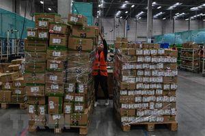 Tập đoàn Alibaba lỗ 1,17 tỷ USD do gánh khoản phạt kỷ lục