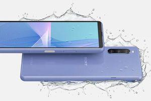 Smartphone 5G của Sony với khả năng chống nước, RAM 6 GB, màn hình OLED, giá gần 13 triệu