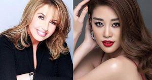 Chiến lược váy áo thông minh, Khánh Vân 'hút' truyền thông nhưng chưa đủ thuyết phục nữ Chủ tịch Miss Universe