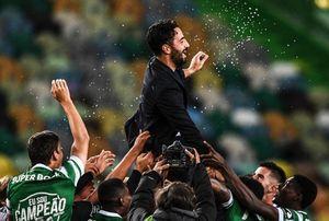 Sporting Lisbon trở lại đỉnh cao từ mớ hỗn độn