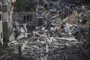 Israel - Palestine bên bờ vực chiến tranh toàn diện