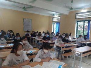 Phú Thọ: Hơn 16 nghìn thí sinh đăng ký dự thi tốt nghiệp THPT 2021