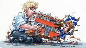 Chuyện Scotland tách khỏi Anh: Tránh vết xe đổ